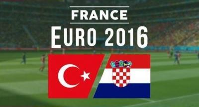 Türkiye Hırvatistan maçında ilk yarı tamamlandı.