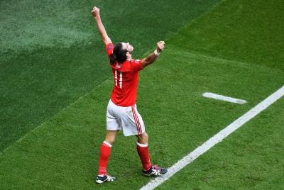 EURO 2016'nın Ada derbisi Gallerin: Galler 1 - 0 Kuzey İrlanda