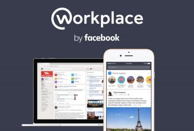 Facebook'tan iş dünyasına büyük jest: İş ağı Workplace