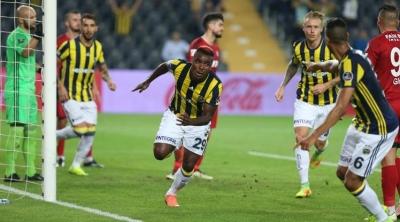 Fenerbahçe 2 – 1 Gaziantepspor