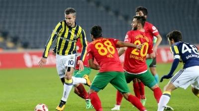 Fenerbahçe Amedspor'u 3-0 mağlup etti, çeyrek finale yükseldi