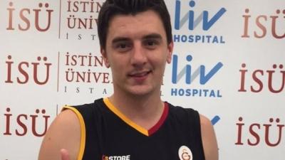 Fenerbahçe ile yollarını ayıran Emir Preldzic Galatasaray'da