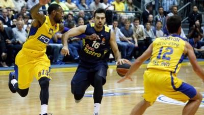 Fenerbahçe kayıplarda! Maccabi Fox 87-77 Fenerbahçe