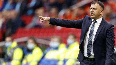 Fenerbahçe, Kuzey Makedonya Milli Takım Teknik Direktörü Igor Angelovski'yle görüşmelere başladı