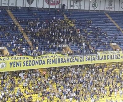 Fenerbahçe tribünleri bomboş!