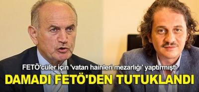 Fetö'den Tutuklu Damat Serbest Bırakıldı..!