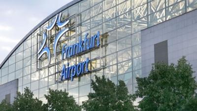 Frankfurt Havalimanı'nda bomba paniği