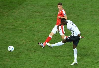 Fransa İsviçre maçında gol sesi yok