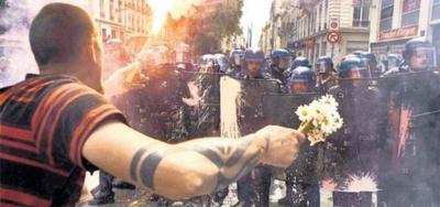 Fransa'da büyük eylem hazırlığı