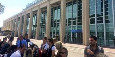 Fransa'da havalimanında bomba alarmı