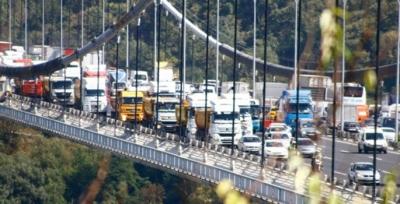 FSM'de uzun araç geçişleri yasaklandı!