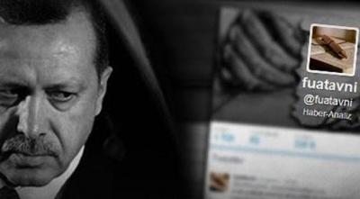 Fuat Avni, Ahmet Davutoğlu mu?