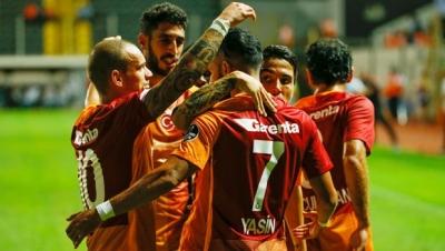 Galatasaray 2'de 2 yaptı