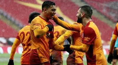 Galatasaray'da Forvet Hattı Hayal Kırıklığı Yarattı