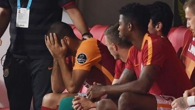 Galatasaray'da Eren Derdiyok şoku!