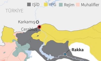 Gaziantep Karkamış boşaltılıyor!