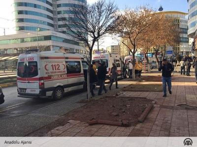 Gaziantep'te çatışma! 1 terörist öldürüldü, 1 polis ağır yaralandı