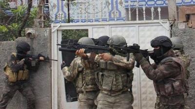 Nusaybin'deki operasyonlar için TSK'dan açıklama