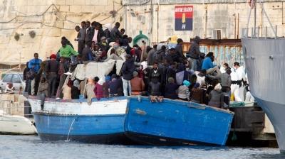 Girit'ten sonra Libya!