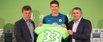 Gomez: Wolfsburg'dan ayrılabilirim