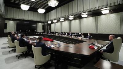 Gözler Pazartesi Yapılacak Olan Kabine Toplantısına Çevrildi