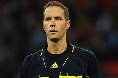 Grasshopper Maçını Avusturyalı Schörgenhofer Yönetecek