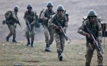 Cudi Dağı'nda PKK'lılara yönelik operasyon başladı