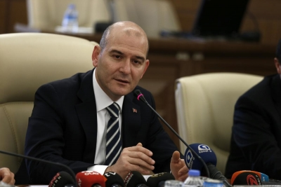 İçişleri Bakanı Soylu'dan ABD'ye 'kayyum' yanıtı