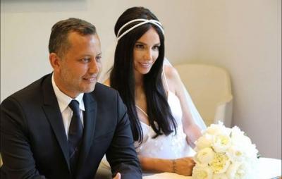 Gülşen İspanya'da Evlendi!