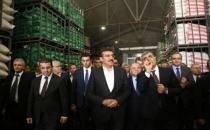 Gümrük ve Ticaret Bakanı Bülent Tüfenkçi, 'Kriz bizi etkilemedi'