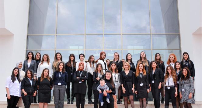 GÜNSEL'de kadınlar üretim ve AR-GE'nin merkezinde