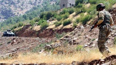 Hakkari Çukurca'da 15 terörist öldürüldü