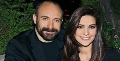 Halit Ergenç ve Bergüzar Korel Binbir Gece'den sonra yine aynı dizide!