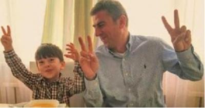 Hamza Hamzaoğlu'ndan açıklama geldi: Eşref Çınar benim oğlum!