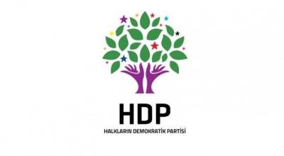 HDP: 'Çabalarımız, çatışmaların bir an önce sona ermesi için'