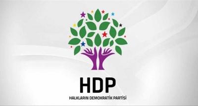 HDP'den Mardin ve Diyarbakır saldırılarına ilişkin kınama