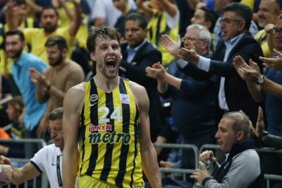 Her sene böyle! Fenerbahçe 92-74 Gs Odeabank