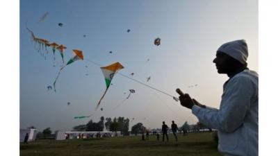 Hindistan'da uçurtma ölümleri bu yılda devam etti