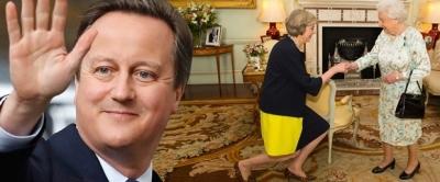 İngiltere'de Theresa May dönemi resmen başladı
