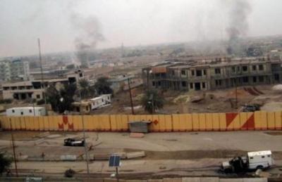 Irak İŞID'in elindeki Felluce için düğmeye bastı