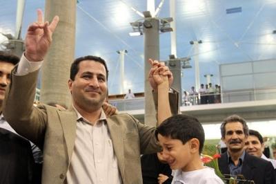 İran'da şok infaz!
