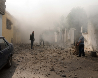 İŞİD 84 gün sonra yine Kilis'i vurdu!