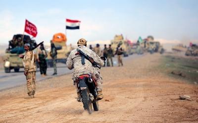 Irak 36 Işid'liyi idam etti