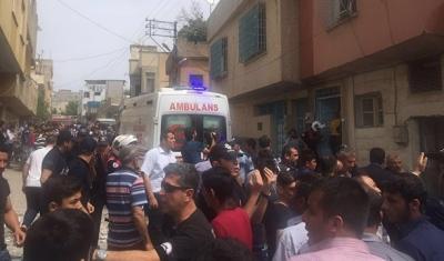 IŞİD, Kilis'i yine vurdu. 16 yaralı