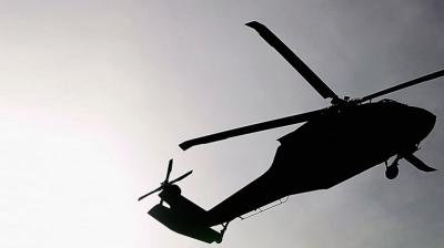IŞİD Suriye helikopterini düşürdü: 2 Rus pilot ölü