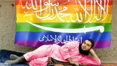 IŞİD'in hesapları hacklendi