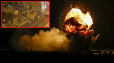İsrail, Gazze'yi Bombalamaya Devam Ediyor
