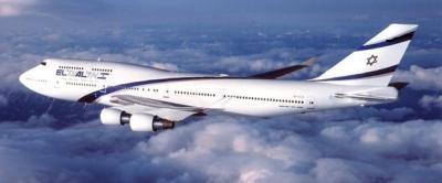 İsrail yolcu uçağında bomba alarmı
