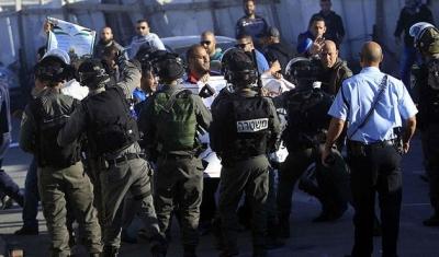 İsrail'de 20 Filistinli siyasetçi gözatına alındı