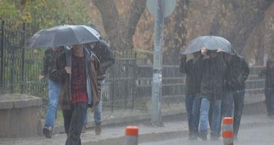 İstanbul'a yağmur şoku